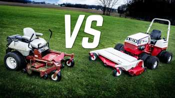 Zero Turn vs Lawn Tractor: Which one is better for your lawn